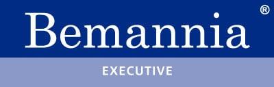 grafisk profil logga bemannia executive